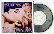 "PAPA DON'T PREACH - JAPAN  3"" CD (WPDR-3111)"
